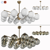 Globes chandelier by Fabio Ltd