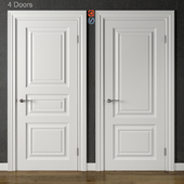 Toulon Series Academy Doors Part 2