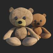 Children's toy teddy bear