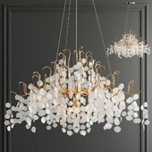 Campobasso Chandelier by Eurofase