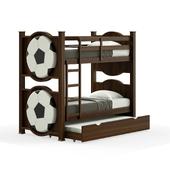 OM Children's bunk bed