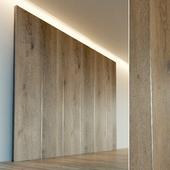 Стеновая панель из дерева. Декоративная стена. 51