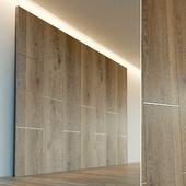 Стеновая панель из дерева. Декоративная стена. 55