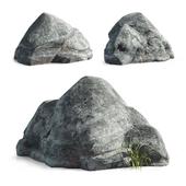 Гранитный камень / Granite stone, L01
