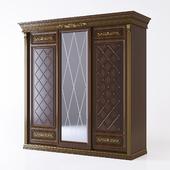 Благо мебель Б8.72-3/1 шкаф-купе трехдверный
