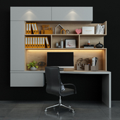 Home office ikea set_017
