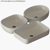 Bathroom collections: Artisan above counter basin # 2