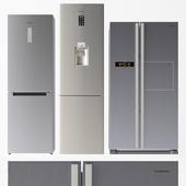 Набор холодильников Daewoo