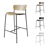 andtradition Pavilion AV7 stool