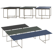 Alamo Tables by Lema