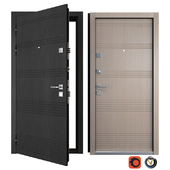 Entrance metal door VANESSA K-2 (Zimen)