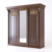 Благо мебель Б8.72-3/1 шкаф-купе Классика