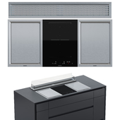 Gaggenau kitchen set