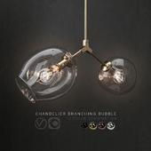 Branching bubble 2 lamps