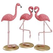 Figurine _flamingo