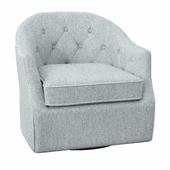 Cadmus swivel armchair