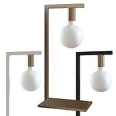 Rossini Illuminazione Twin table lamp