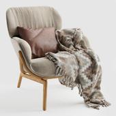 ELYSIA lounge chair