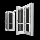 Классическая межкомнатная дверь