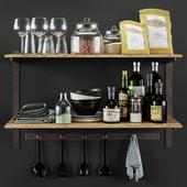 Kitchen Decorative set 033