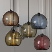 Stamen Pendant Lamp Designed by Jeremy Pyles for Niche 6 Colors