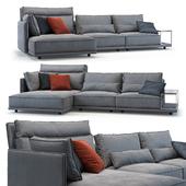 Cube Lounge sofa (v2)