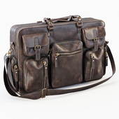 Days Art Boston Leather bag
