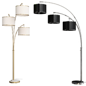 "Matlock 83 ""Tree Floor Lamp"