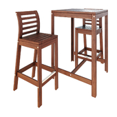 IKEA applaro table & chairs
