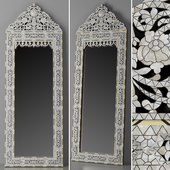 RH hand carved inlay mirror2