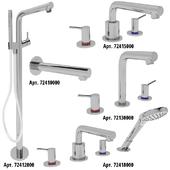 Коллекция смесителей для ванны HANSGROHE| Talis S set 2