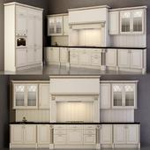 кухонный гарнитур Николь (ADM)