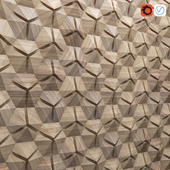 Decor wood panel 3