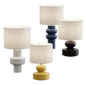 West Elm / Modern Totem Table Lamp