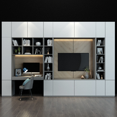 TV shelf 57