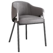 Chaise et fauteuil hammer