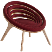 Spiral Armchair by Dunelli