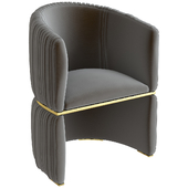 CUFF Chair Luxury chair by Koket