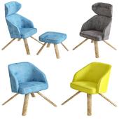 REPAUS Easy chair By Bosc