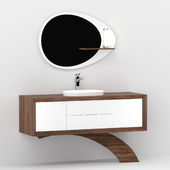 Тумба для ванной Contempora Gaia Mobili