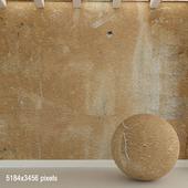 Бетонная стена. Старый бетон. 137