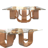 Ogetti Square Cocktail Table