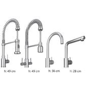 faucet combination