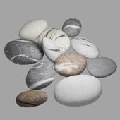 пуф мягкие камни