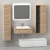Мебель для ванной Trevi от Falegnameria Adriatica