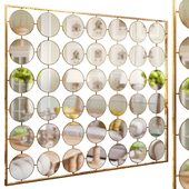 Decorative partition 30