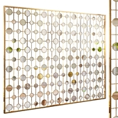 Decorative partition 31