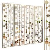Decorative partition 33