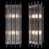 Restoration Hardware SAN MARCO DOUBLE SCONCE Black