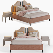"""ROOMA design & furniture Bed """"Wings by A.Belotserkovets"""""""
